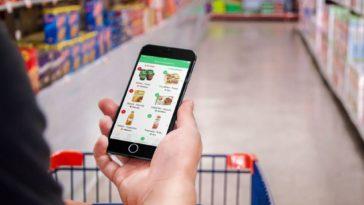 appli mobile pour mieux gérer sa liste de courses